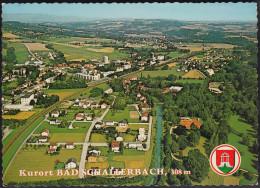 Austria - 4701 Bad Schallerbach - Kurort - Wappen - Bad Schallerbach
