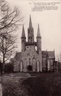 CPA - LE FAOUET - Chapelle St Fiacre - Faouët