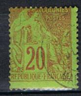 Colonies Générales, N° YT. 52 Oblitéré. - Alphée Dubois