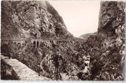 CPSM - Gorges du Chabet (Alg�rie)