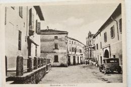 MONTODINE CREMONA - VIA UMBERTO I 1935