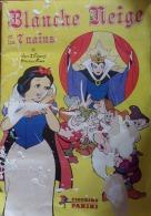 ALBUM PANINI BLACHE NEIGE ET LES 7 NAINS 1983 BIEN GARNI (337/360) POUR IMAGES - Books, Magazines, Comics