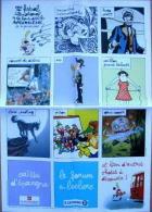 Zep Pratt Zendling Etc - Poster Promo Angouleme 2005 - Livres, BD, Revues