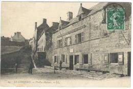 14 Le Conquet. - Vieilles Maisons. - LL - Le Conquet