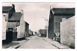 Racour, Rue De Landen - Photo Véritable - Edit. A. Smetz, Bouge - 2 Scans - Lincent