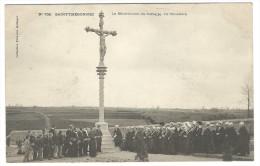 758, Saint-Thègonnec - La Bènèdiction De Calvaire Du Cimetière. - Saint-Thégonnec