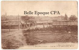 33 - BASSENS - Camp Des Troupes Américaines / US Camp / AEF ++++ M. Delboy, Bordeaux, #7 +++ RARE - Sonstige Gemeinden