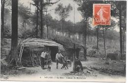 VELIZY - Le Bois - Cabane De Bûcherons - Velizy