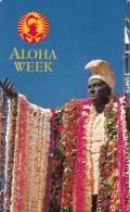 HAWAII - Aloha Week 92/King, Tirage 3000, Mint - Hawaii