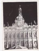 GRANDE PHOTO ANCIENNE DE NUIT - VALENCIENNES 59 NORD - Plaatsen