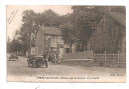Perray-Vaucluse- Bureau Des Ventes Des Lotissements-voitures,tacots - Non Classés