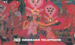 HAWAII - Tahitian Dancer, Tirage 5000, Mint - Hawaii