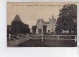 LEGE - Château Du Bois Chevalier - Très Bon état - Legé