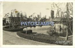 1589 BRAZIL BRASIL BELO HORIZONTE MINAS DE GERAIS VIEW SQUARE YEAR 1947 POSTAL POSTCARD - Belo Horizonte