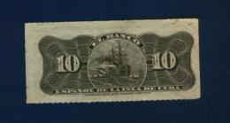 CUBA : 10 Centavos 1897. pk.52 a. SUP.EBC.XF.