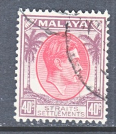 Straits Settlements 248  (o) - Straits Settlements