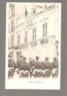 Paris Fort Chabrol - Oorlog 1914-18