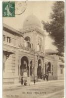 Carte Postale Ancienne Alg�rie - Biskra. H�tel de Ville