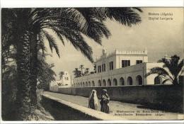 Carte Postale Ancienne Alg�rie - Biskra. H�pital Lavigerie