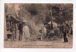Les Rotisseurs Un Jour De Foire à Bricquebec (20) - Bricquebec