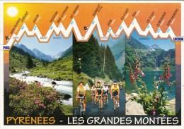 Pyrénées - Les Grandes Montées. Pau - Luchon - Midi-Pyrénées