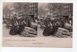 La Foire à La Ferraille - La Marchande De Tapis - (20) - Artisanry In Paris