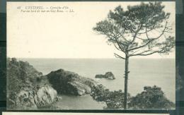 N°68  L´Esterel   -  Corniche D'or - Vue Au Bord De Mer Au Cap Roux    -  Fah13 - France