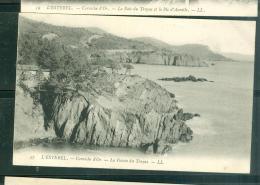 N°57   L'esterel    -   Corniche D'or - La Pointe Du Trayas     -  Fah20 - France