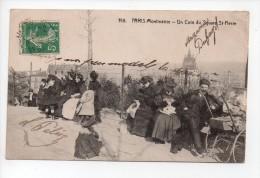 PARIS Montmartre  - Un Coin Du Square St-Pierre  (20) - France