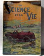 LA SCIENCE Et La VIE / Sept 1920 N° 52 - 1900 - 1949