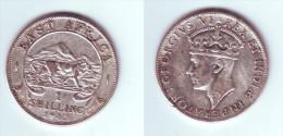 East Africa 1 Shilling 1942 I - Britse Kolonie
