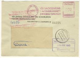 DDR ZKD Freistempel