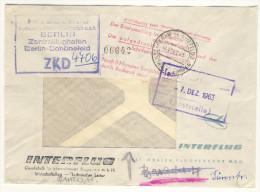 DDR Brief ZKD Interflug