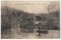 85 - La Forêt De MERVENT - Le Moulin à Tan - Autres Communes