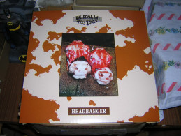 The DEVIL IN MISS JONES - Headbanger - LP 25cm - SOUNDS OF SUBTERRANIA - PUNK - ALLEMAGNE - Punk