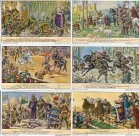 Belgique:1943:Série1452: Les  Quatre Fils Aymon.Complet...(.Namur) - Liebig