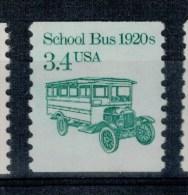 US USA  Serie Trasporti TRASPORTATION ** MNH - Etats-Unis