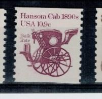US USA 1985  Serie Trasporti TRASPORTATION ** MNH - Stati Uniti