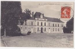 Le Lion D'Angers - L'Hôtel De Ville - France