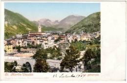 Saint Martin Vésubie - Vue Générale - Saint-Martin-Vésubie