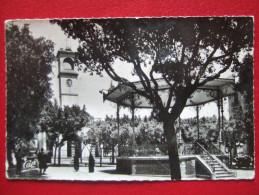 ALGERIE - GUELMA - LA PLACE SAINT AUGUSTIN -