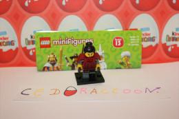 Lego Minifigures = Série  13 = Samouraie - Figurine