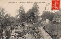 85 MORTAGNE  La Rivière De Pierres à FLEURIAIS - Mortagne Sur Sevre