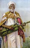 83959 - Afrique     Sc�nes et Types  d'Afrique du Nord        Mendiant  Musicien