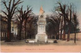 VERNON (EURE) MONUMENT COMMEMORATIF (1914 1918) - Monuments Aux Morts
