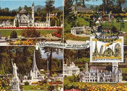 D19596 CARTE MAXIMUM CARD 1984 AUSTRIA - MINIATURE CITY KLAGENFURT CP ORIGINAL - Architecture