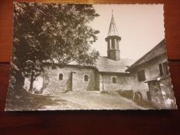 Eglise D Ordonnaz Cpm - Frankrijk