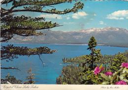 11798- LAKE TAHOE- PANORAMA, MOUNTAINS - Etats-Unis