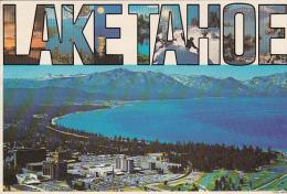 11799- LAKE TAHOE- PANORAMA, MOUNTAINS, RESORT - Etats-Unis