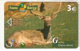 P-577 TARJETA DE EL GAMO DE 3 EUROS Y FECHA DEL 11/05   (NUEVA-MINT) - Spanje
